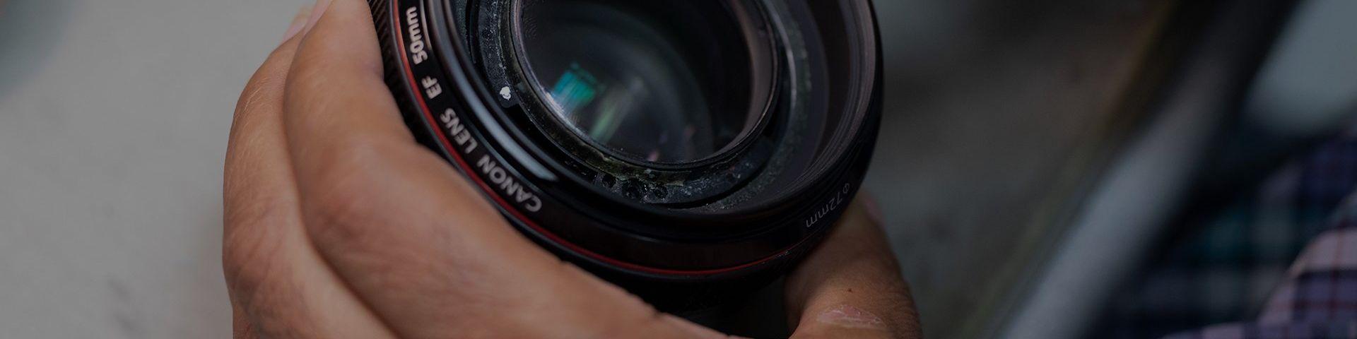 Kameraobjektivpflege Service   Canon Deutschland
